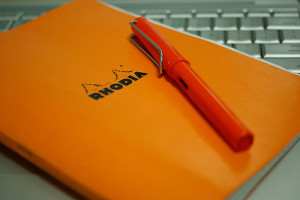 RHODIA and LAMY